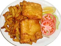 Whitby's Best Fish & Chips